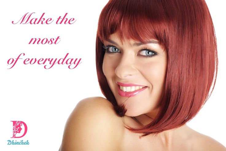 Wednesday Mantra : Live every day like it's your last! Take risks with colour, go short or simply pamper yourself rotten! at ‪#‎dhinchek‬ App available: https://goo.gl/2LQhsi ‪#‎haircolor‬ ‪#‎haircut‬ ‪#‎hairstylist‬ ‪#‎beauty‬ ‪#‎salonservices‬ ‪#‎beautyhomeservices‬