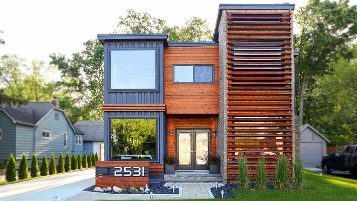 The owners of this shipping container home outside of Detroit love their home, but they are looking for something even cooler than this modern marvel.