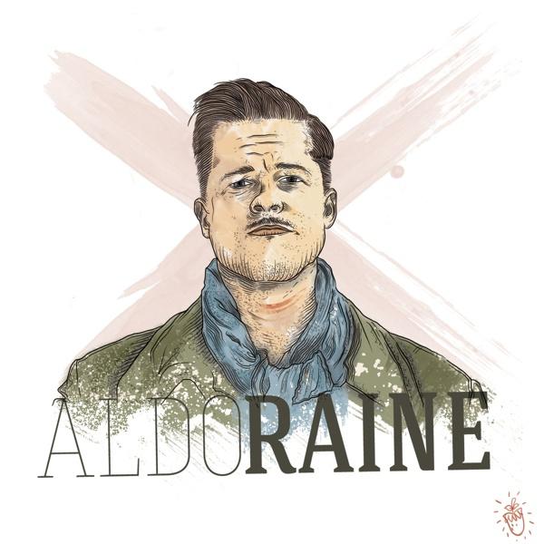 Aldo Raine Bastardos sin gloria