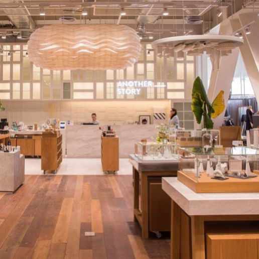 Were thrilled to be part of the brand selection of Another Story. Located on the fourth floor of Emquartiers Helix Building in Bangkok this new concept store gathers designer product from all over the world with a heavy focus on stationery and home decor including a selection of fashion. #woodd #wooddretailersupdate #anotherstory #bangkok