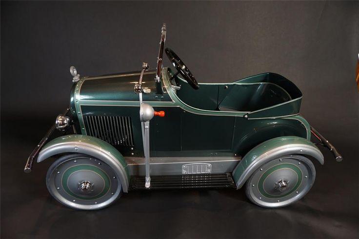 Phenomenal 1920s restored steel craft studebaker fully