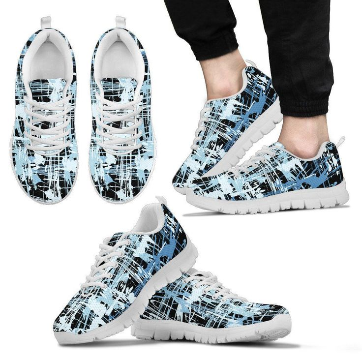Just launched! Blue Grafitti Shoes. Mens Sneakers. http://oompah.shop/products/blue-grafitti-shoes-mens-sneakers