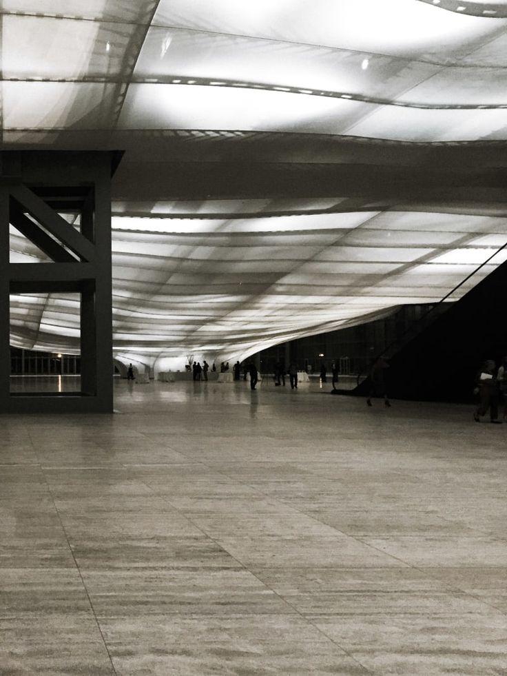 Massimiliano & Doriana Fuksas, Mi Chenxing · New Rome-Eur Convention Centre