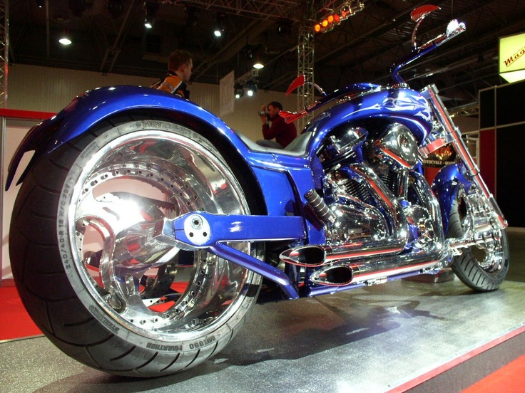 custome bike