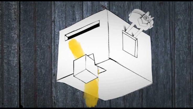 """La Subcava Sonora, etichetta discografica e agenzia di management musicale specializzata nella gestione della musica in Copyleft, in collaborazione con il MEI-Meeting Etichette Indipendenti, presenta """"Etor e il viaggio del cubo"""", corto di animazione di Totore Nilo con musica inedita di K-Conjog. Animation: Totore Nilo  Music: K-Conjog  Production: Subcava Sonora http://www.subcavasonora.com Press: Subcava Press  ETOR: https://www.facebook.com/etornolongergrows CC 3.0 BY-NC-SA"""