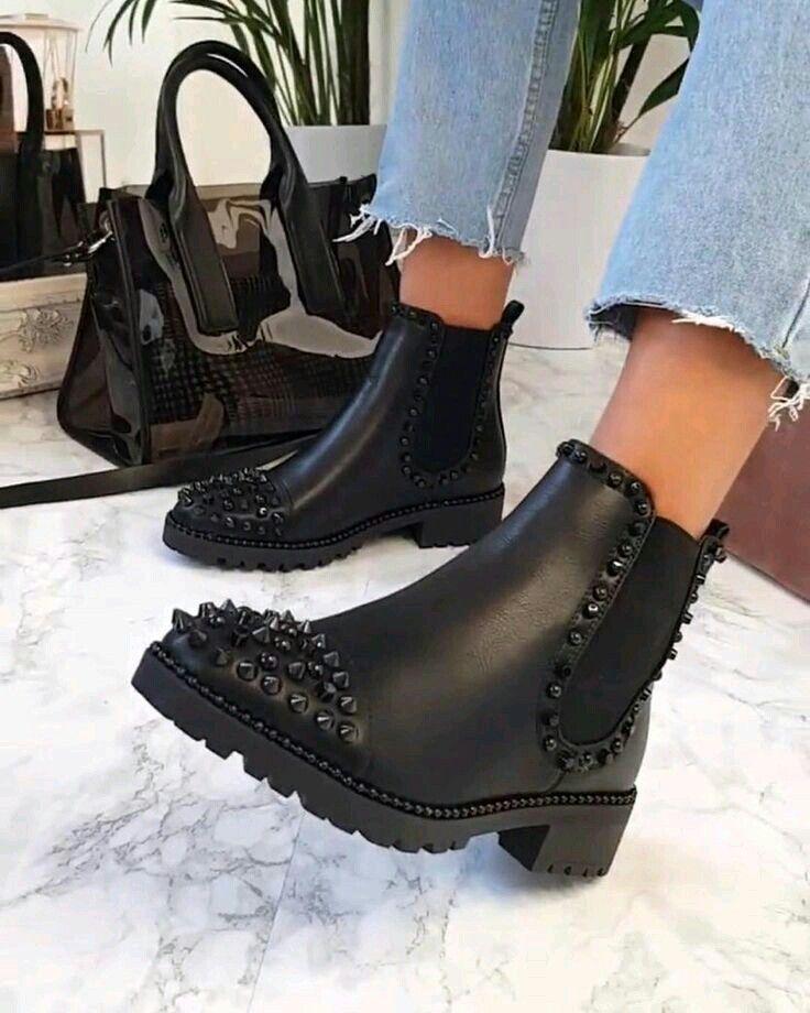 Pin de Galilea Linarea en botas en 2019   Shoe boots