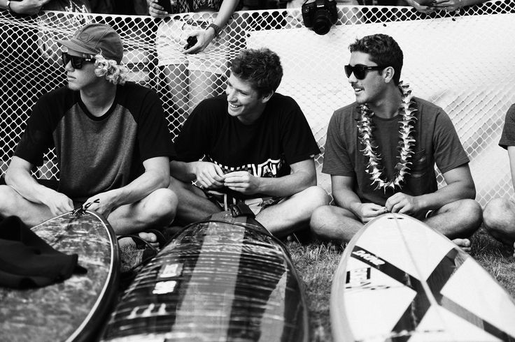 Born less than two miles from the Waimea take-off spot, John John Florence was reared on the North Shore. http://quik.to/john-john-talks-eddie
