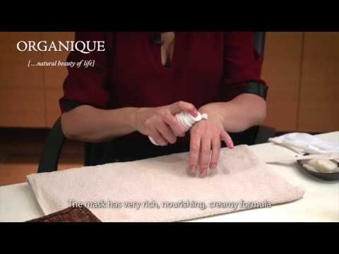 Organique / Dermo Expert Therapy / Specialist regeneration of hands and nails - YouTube