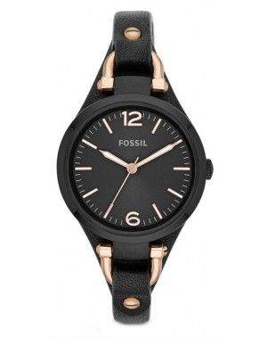 Fossil Georgia Leather - Fossil - Watches - Brands