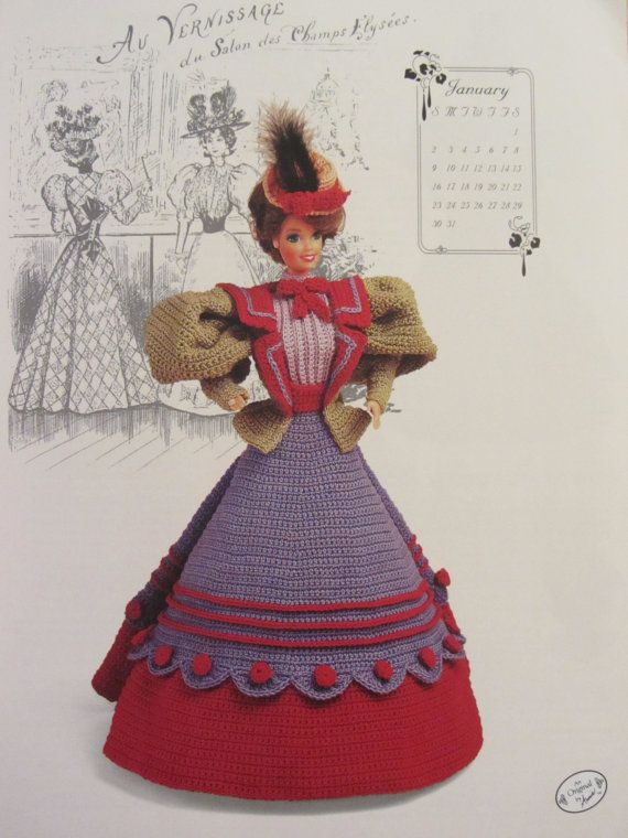 182 Best Images About Crochet Bed Dolls And Annie S