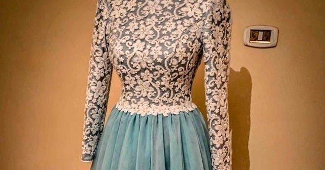 أفضل 10 موديلات لفساتين السواريه الشانيل للمحجبات موضة 2019 فساتين سواريه فساتين سواريه محجبات فساتين شانيل فسا Dresses Formal Dresses Dresses With Sleeves