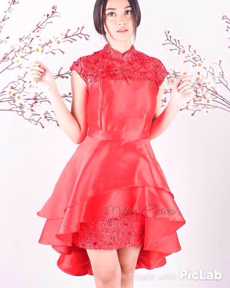 Ready Dress Red