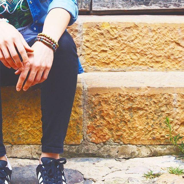 A break is always necessary to start again with more force 😎🤗 #MagiskaCo #handmade #fashion #style #love #beauty #beautiful #instafashion #pretty #girl #girls #outfit #bracelets #bracelet #braceletstacks #yogabracelets #fashionista #accessories #jewelry #fashionlovers #armcandy #armparty #armswag #gemstones