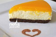 Portakal Paluzeli İrmik Tatlısı Tarifi