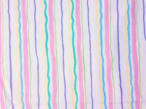 Duck Duck Goose Stripe flannel fabric in White $2.50 #fabric #duckduckgoose