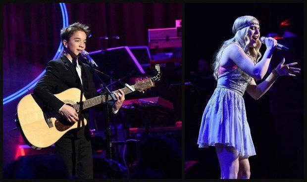 American Idol' Season 14: Vancouver's 15-year-old Daniel Seavey ...