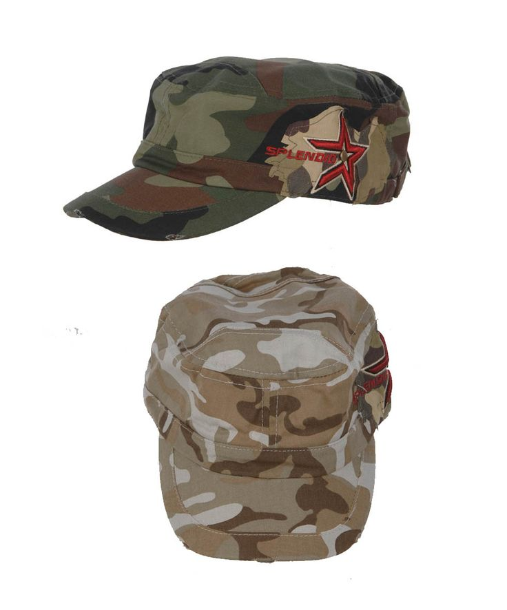 Biston Splendid camouflage army jockey hat for 5.50 euro IT'S a HOT deal