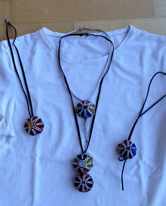 Necklace Nespresso DIY