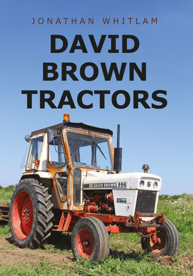 David Brown was one of Britain's most innovative tractor manufacturers