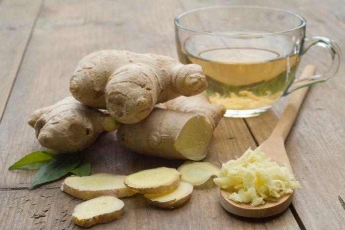Zdrowotne właściwości herbaty imbirowej