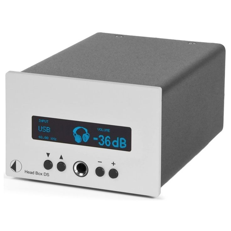 Pro-Ject - Head Box DS Headphone Amplifier