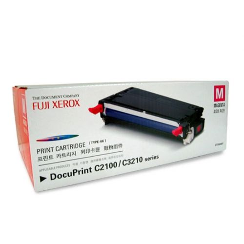 Mực In Fuji Xerox Ct350487 Magenta Toner Cartridge Mực In Xerox