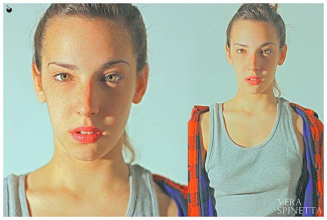 Vera Spinetta (Buenos Aires, Argentina; 1991) es una actriz y cantante argentina. Es hija del reconocido cantante y compositor argentino Luis Alberto Spinetta, hermana del cantante Dante Spinetta, la pintora Catarina Spinetta y el músico Valentino Spinetta