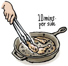 The Basics: How to Make Buttermilk Fried Chicken - The Basics - Food ...