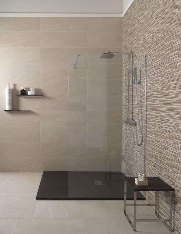 Ideas de #estilo # color diseñado por keraben #CajonDeIdeas Deco - baos con mosaicos