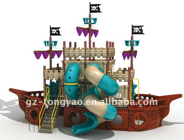 2014 горячая продажа пиратский корабль открытая игровая площадка ty-9070b-картинка-Спортивная площадка-ID продукта:272898502-russian.alibaba.com