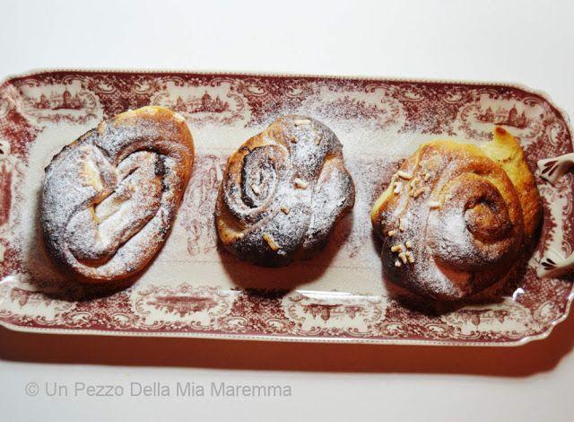 un pezzo della mia maremma: KORVAPUUSTI - brioche alla cannella finlandesi per l'Abbecedario culinario d'Europa