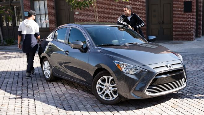 yaris iA Sedan It is powered by a four-cylinder 1.5 liter DOHC engine with 16-valve variable valve timing...2018 Toyota Yaris iA Release date, price, sedan.  #2018ToyotaYarisiA#2018YarisiA