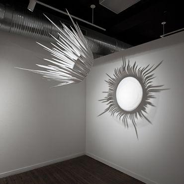 Shattercone, Jonathan Latiano, 2013.