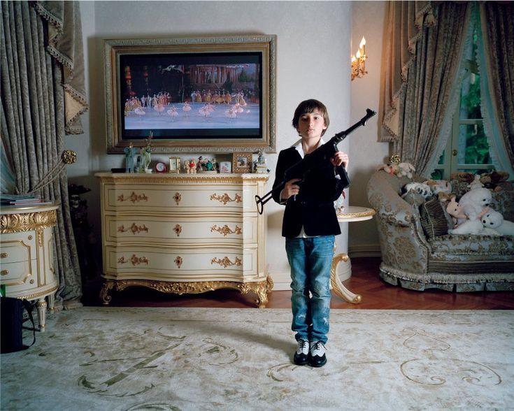 OVERVIEW: Oligarchenkinder (oligarch children) - a photo essay by Anna Skladmann in Der Spiegel of the children of the Russian rich — Forbes
