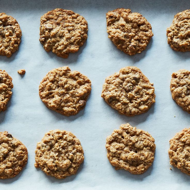 This recipe is a Community Pick!-Crispy Oatmeal Chocolate Chip Cookies Recipe on Food52 recipe on Food52