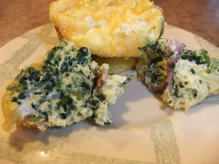 Want to try these real soon. Recipe at http://www.sugarfreemom.com/recipes/mini-spinach-bacon-egg-quiches/