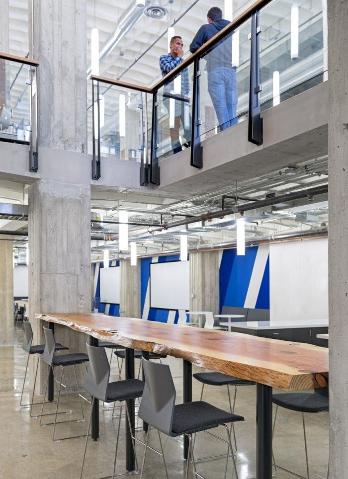 Kitchen chairs and table optimizelys new san francisco for Office design san francisco
