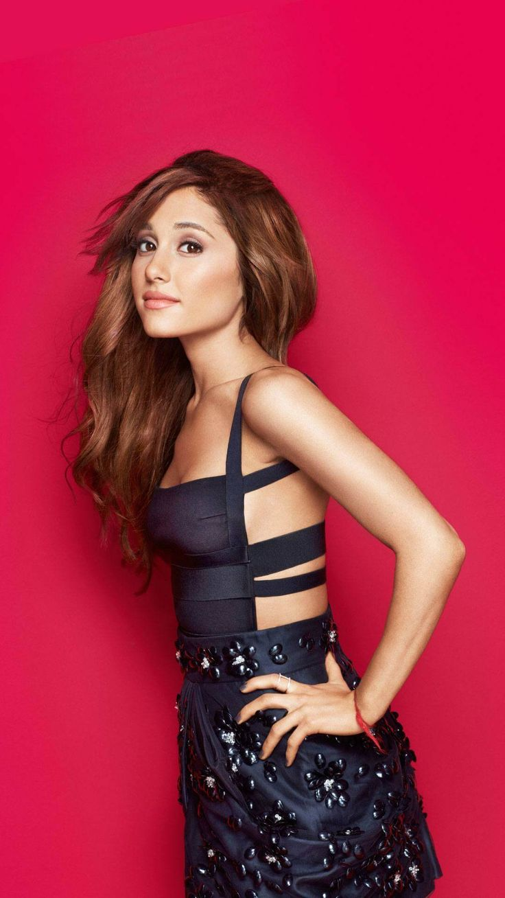 Ariana Grande Wallpaper iPhone 6 Plus HD | Actress and ...