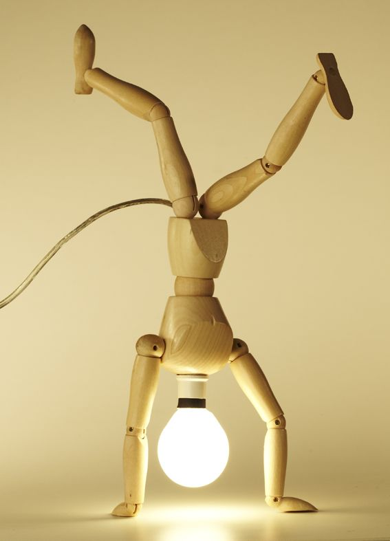 Mannequin Lamp by chicoabrao: Thanks to @jen Murnaghan !' #Lamp #Mannequin