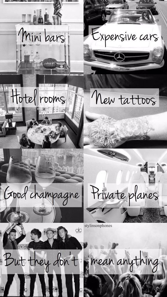 "One Direction ""History"" Lockscreen 