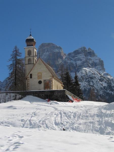 Chiesa di S. Fosca Val Fiorentina