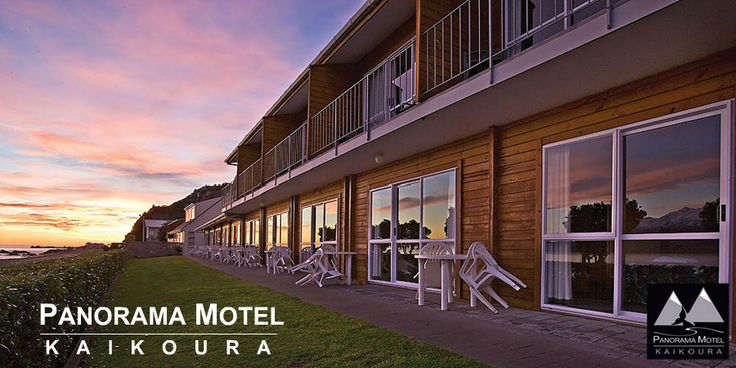 Panorama Motel, Kaikoura. Available and not too expensive.