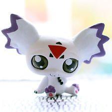 Calumon Digimon inspired LPS custom by Piaslittlecustoms.