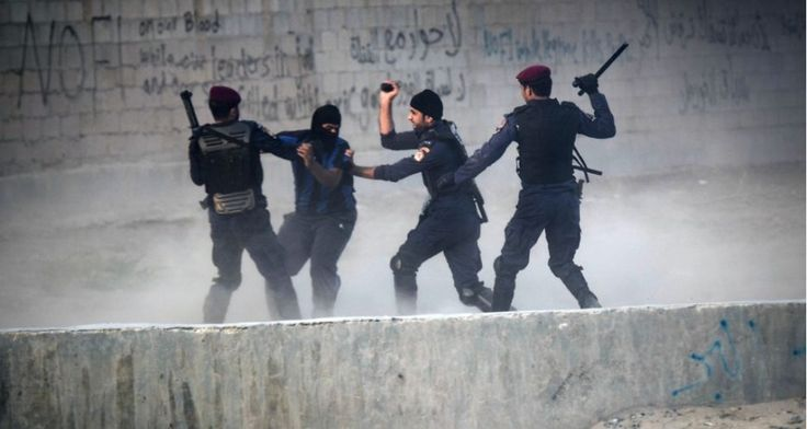 Damning report reveals torture crimes in Bahrain BlackHouse, Jul. 02 –Five human rights organizations issued a report about systematic torture against political prisoners in Bahrain.  The report was issued by five human rights organizations on the International Day in Support of Victims of Torture on June 26, 2017. The report condemned... http://blackhouse.info/damning-report-reveals-torture-crimes-in-bahrain/
