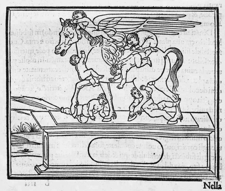 """Flavia De Nicola's article on the """"Equus infoelicitatis"""" woodcut from the 'Hypnerotomachia Poliphili' has been published on the BTA - Bollettino Telematico dell'Arte (April 4, 2015, n. 765): http://www.bta.it/txt/a0/07/bta00765.html"""