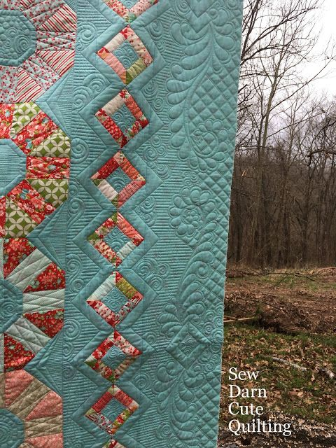 Sew Darn Cute Quilting: Colorway Quilt