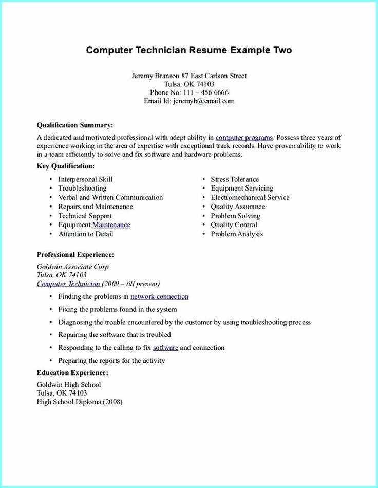 38++ Pharmacy technician sample resume entry level Resume Examples