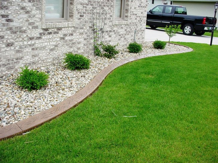 30 Enchanting Backyard Landscaping Ideas With Edging Lawn Decorating Decor It S Gravel Landscaping Landscaping Around House Landscape Edging