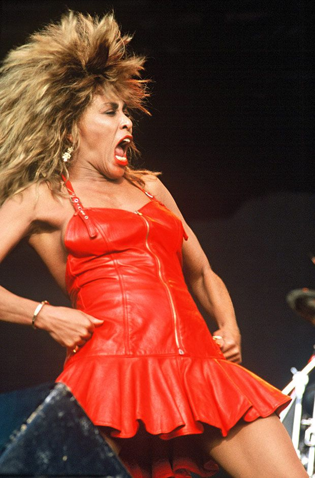 Tina Turner's Most Innovative Hair Raising Do's | MommyNoire - Part 13