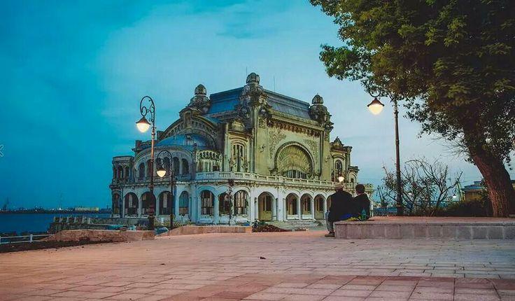 Casino in Constanta, Romania